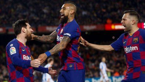 El Barcelona reducirá los sueldos de sus futbolistas