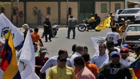 Identifican a una concejal y a colectivos del atentado a Guaidó