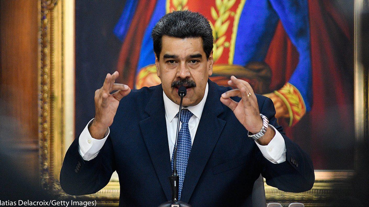 Maduro presentó balance del COVID-19 y aceptó dialogar con Iván Duque