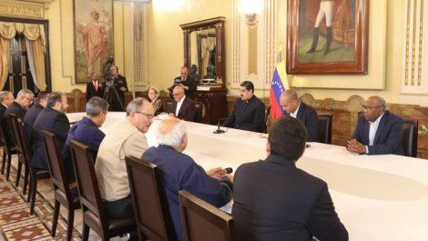 Mesa de diálogo paralela instó a la AN a escoger nuevos rectores del CNE