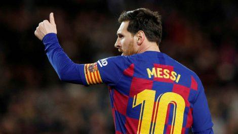 Messi confronta a la directiva del Barca y acepta rebaja del 70% del sueldo