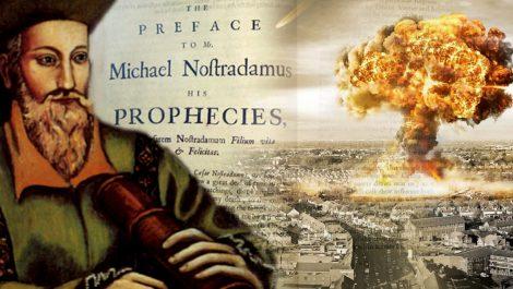 Pandemia del coronavirus fue predicha por Nostradamus