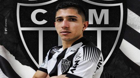 Jefferson Savarino se estrenó como goleador en Brasil