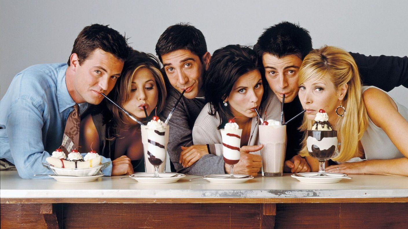 Retrasan el rodaje de la reunión de Friends