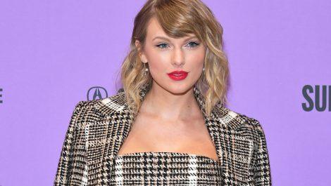 Taylor Swift regaló dinero a sus fanáticos