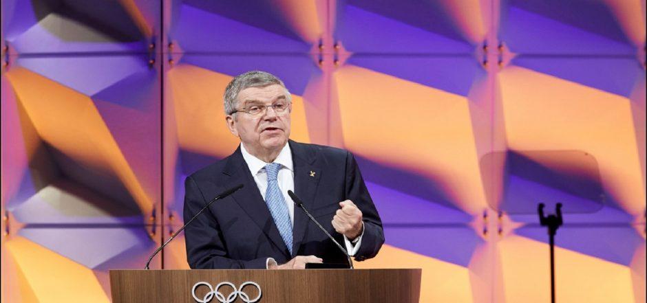 Tomas Bach aclaró que todos los atletas clasificados tienen asegurado su boleto a Tokio
