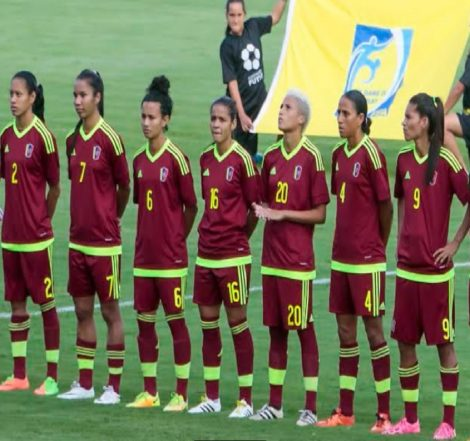 Venezuela escaló un peldaño en el ranking FIFA