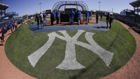 Pelotero de los Yankees contagiado