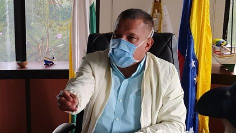 Alfredo Díaz Nueva Esparta