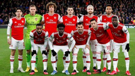 Cuerpo técnico y jugadores del Arsenal se bajan los sueldos