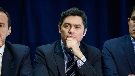 Carlos Vecchio dice que Arreaza confirmó «oscuros vínculos» entre Álex Saab y gobierno