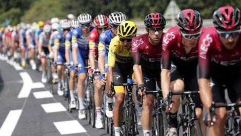 Ciclistas franceses entrenarán fuera desde el 11 de mayo
