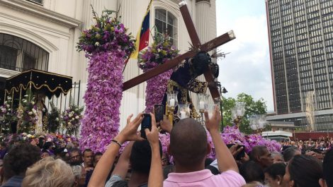 Pese a la cuarentena el Nazareno de San Pablo recorrerá las calles