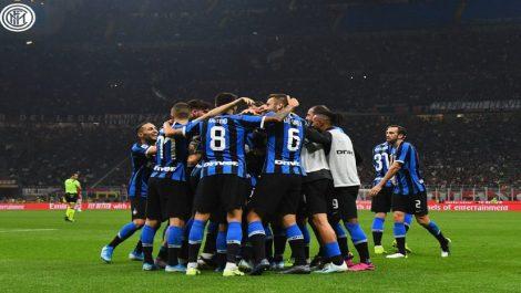 El Inter de Milán dona un millón de mascarillas a la Protección Civil de Italia