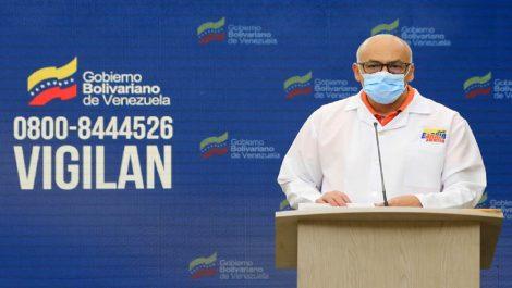 Gobierno confirma 264 casos y dos nuevas víctimas mortales por Covid-19