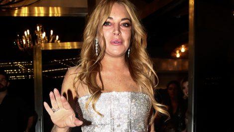 Lindsay Lohan vuelve a la música