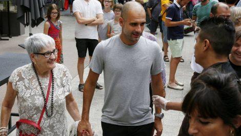 Muere la mamá de Pep Guardiola por coronavirus