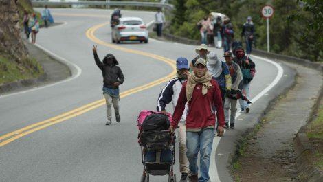UE donará 1,5 millones de euros para migrantes en ciudades fronterizas de Colombia