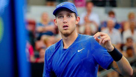 ITF suspendió 11 meses a Nicolás Jarry por dopaje