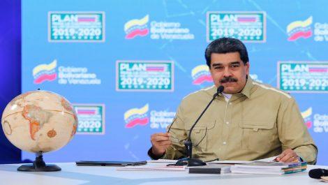 Maduro reportó que cifra de contagios asciende a 288