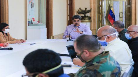 Maduro ordena la repatriación de venezolanos arrollados en Perú