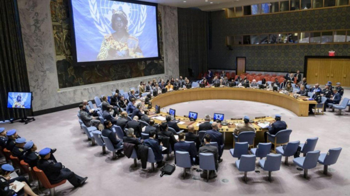 Fustigan al gobierno de Maduro en la ONU