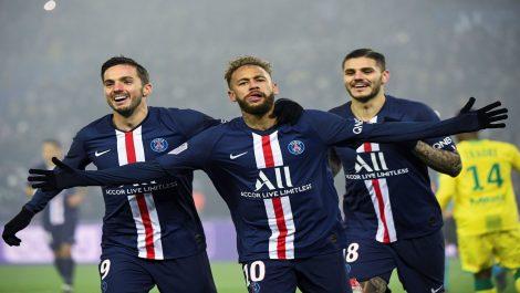 PSG proclamado campeón de Francia