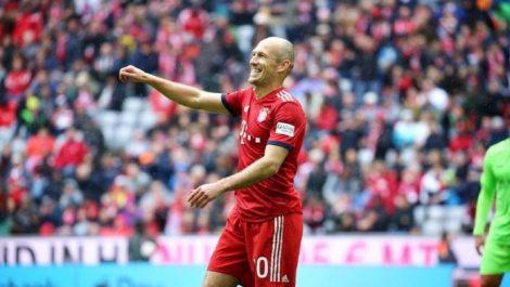 Robben con el deseo de regresar a la canchas tras su retiro