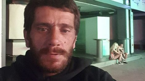 Depredador cayó de un acantilado durante persecución policial