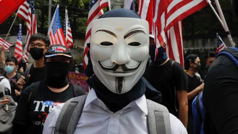 Anonymous amenaza con hackear a Policía de Minneapolis