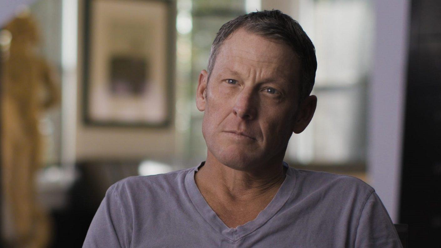 Armstrong admitió que el dopaje pudo haber causado su cáncer testicular