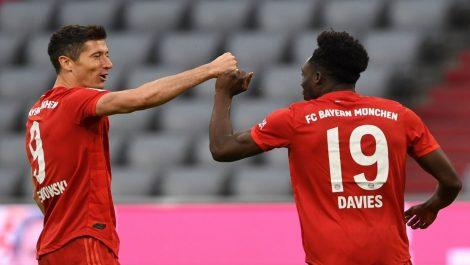 El Bayern no tiene rival en la Bundesliga