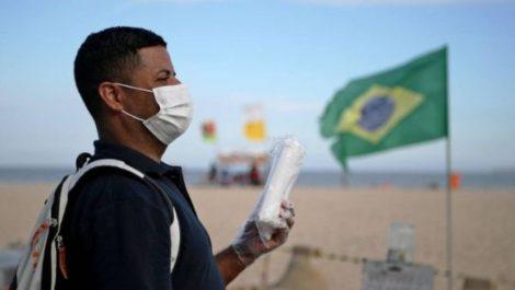 Sao Paulo prepara reapertura para junio pese a ser el epicentro del Covid-19