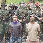Detenidos Operacion Gedeon Colonia Tovar 12.05.2020