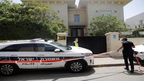 Embajador de China en Israel fue hallado muerto en su residencia
