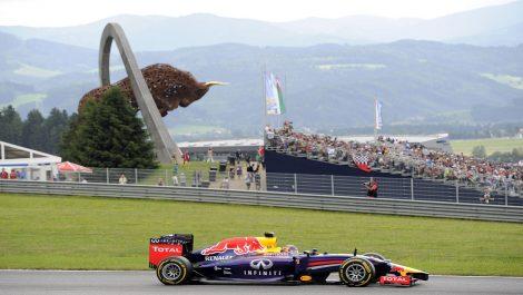 Austria autoriza inicio de la Fórmula 1