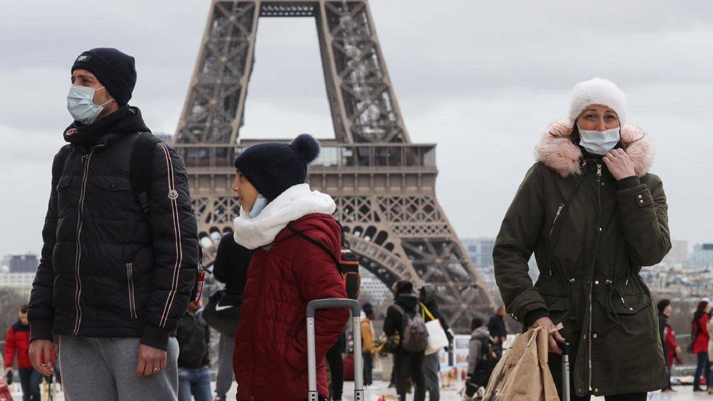 Francia Coronavirus Torre Eiffel