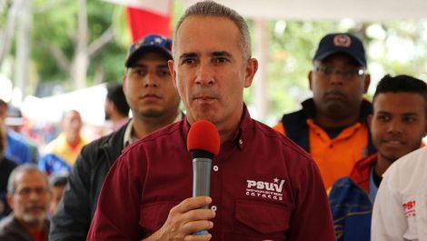 Freddy Bernal plantea cobrar el gas en dólares