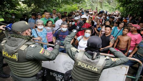 Colombia y Brasil se unen para contener coronavirus en frontera amazónica