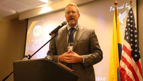 EEUU designó al diplomático James Broward Story como embajador en Venezuela