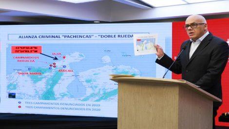 Gobierno señala vínculos entre Guaidó y el narcotráfico para «Operación Gedeón»