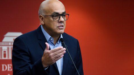 Diosdado pierde poder y proponen a Jorge Rodríguez como presidente de la nueva AN