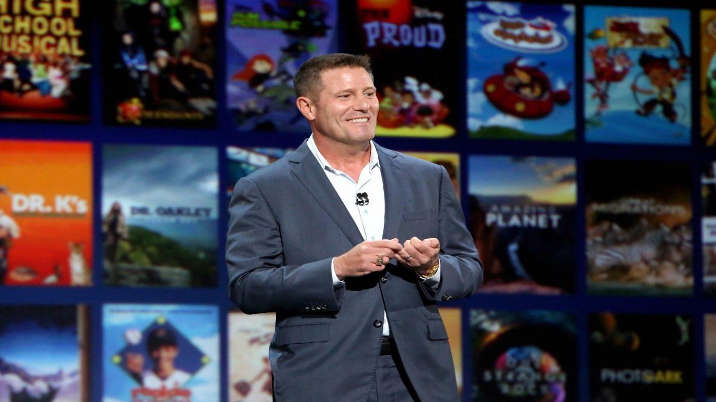 Jefe del servicio de streaming de Disney será el presidente de TikTok