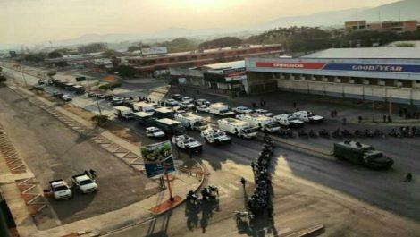 Detienen a 18 personas en Lara tras protestar por servicios públicos