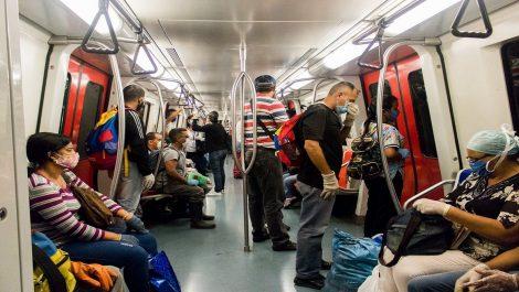 Gobierno inicia estudio para evaluar riesgo de contagio de covid-19 en espacios cerrados