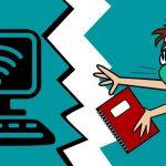 Monitor Joven Internet estudio
