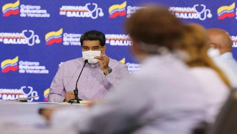Venezuela suma 15 nuevos casos de Covid-19 para un total de 455