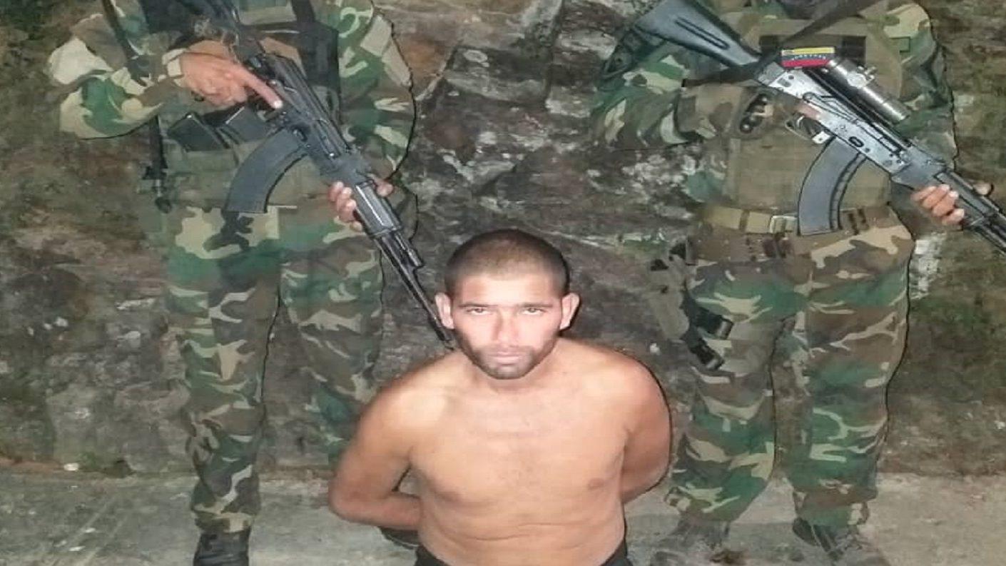 Hallan en Aragua a otro presunto involucrado de la «Operación Gedeón»
