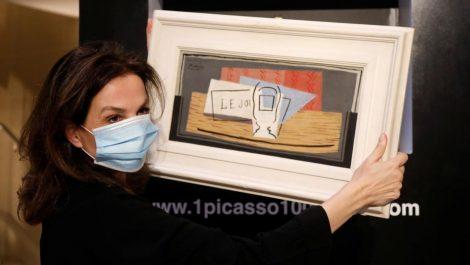 Picasso Naturaleza Muerta Christie's