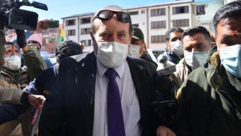 Exministro de Salud de Bolivia pagará solo tres meses de cárcel